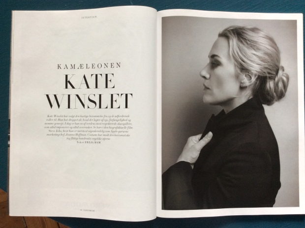 Kate Winslet interview 1